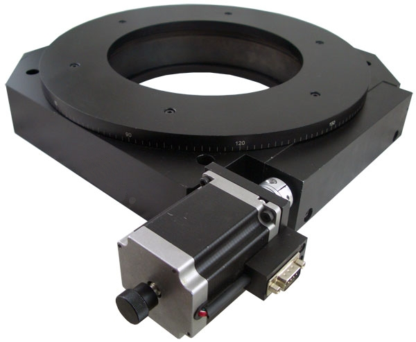 Motorized Rotary Stage 300 Mm Diameter
